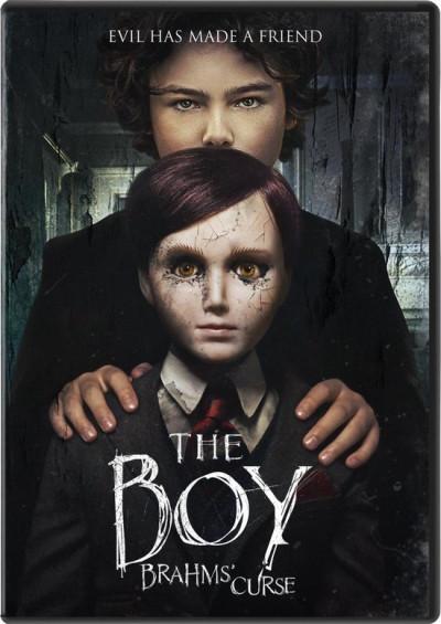 Boy 2 - Brahms' Curse - DVD