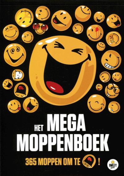 Smiley mega moppenboek (nieuw)