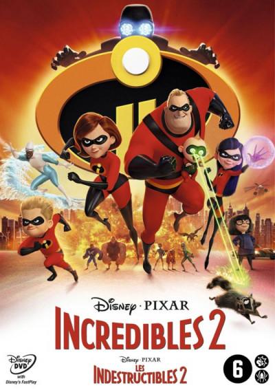 Incredibles 2 - DVD
