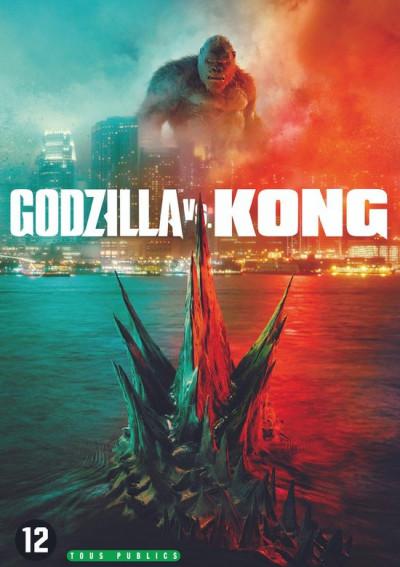 Godzilla vs. Kong - DVD