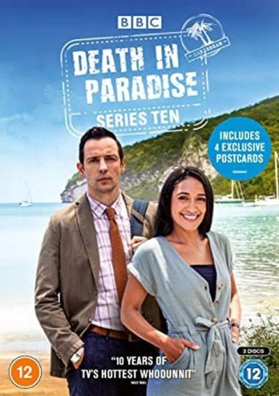 Death In Paradise - Seizoen 10 - DVD