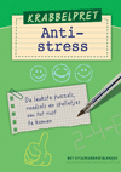 Krabbelpret Anti-stress