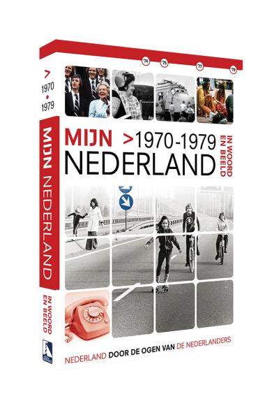 Mijn Nederland 1970-1979 Boek