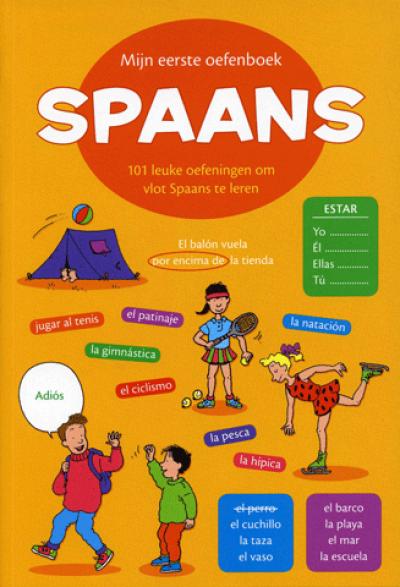Mijn Eerste Oefenboek Spaans