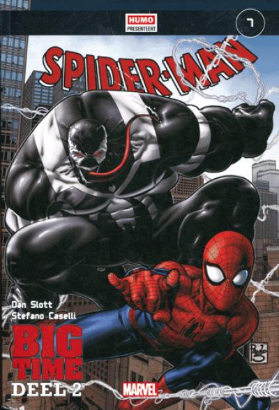 Marvel Stripboek (7) Spider-Man - Big Time (deel 2)