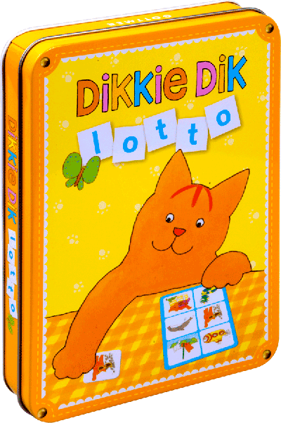 Dikkie Dik, Lotto