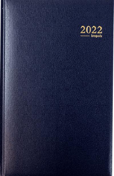 Agenda Profs 2022 Blauw Tabs