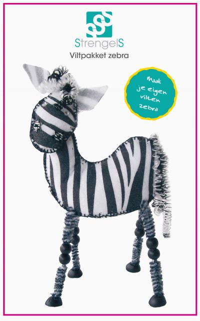 Strengels Viltpakket Zebra