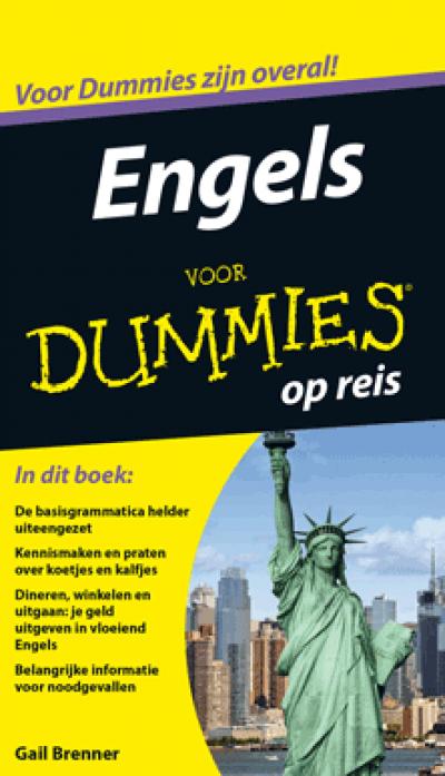Engels voor dummies op reis