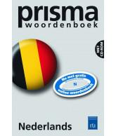 Prisma Woordenboek Nederlands-Belgie met cd-rom