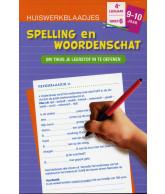 Huiswerkblaadjes 9-10 Jaar, Spelling
