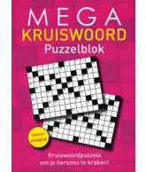 Mega Kruiswoord Puzzelblok