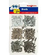 Brads naturals Wit Zilver