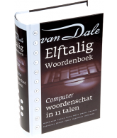 Computer woordenboek, Van Dale Elftalig