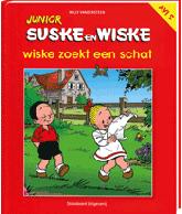 Suske en Wiske AVI 2 Wiske zoekt een