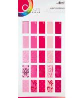 CU13 Papierblok 15x30 Special Roze