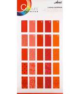 CU13 Papierblok 15x30 Special Rood