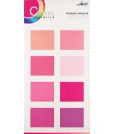 CU13 Papierblok 15x30 Effen Roze