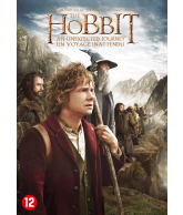Hobbit, The - An unexpected journey (DVD)