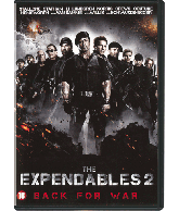 Expendables 2, The (Back for War) (DVD)