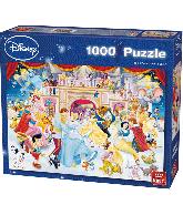 Disney Holiday on ice 1000 stukjes