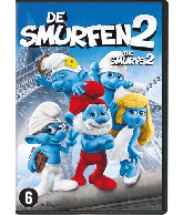 Smurfen 2, De (DVD)