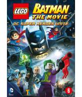DVD Lego Batman, DC Super Heroes Unite
