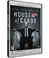 DVD box House of Cards, seizoen 1