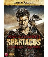 DVD Spartacus - Seizoen 3