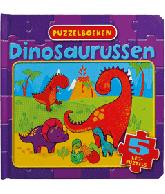 Dinosaurussen Puzzelboek