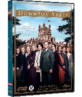 Downton Abbey: Seizoen 4 (4DVD)