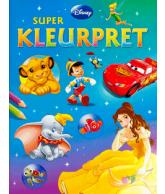 Disney Super Kleurpret