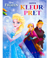 Super Kleurpret Frozen