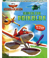 Disney Superleuk Prikblok Planes 2