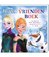 Frozen Vriendenboek