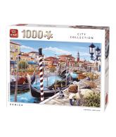 Puzzle Venice (1000 pcs)
