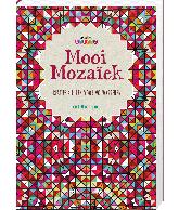 Creatief kleuren Mooi Mozaiek