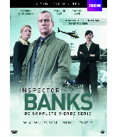 DVD Inspector Banks - Seizoen 4