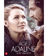 DVD The age of Adaline