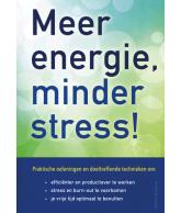 Meer energie, minder stress