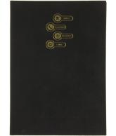 Adresboek 10,7 x 15 Zwart Boekenvoordeel