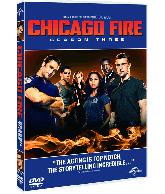 DVD Chicago Fire - Seizoen 3