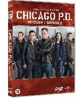 DVD Chicago PD - Seizoen 2
