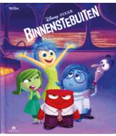Disney lees & luisterboek: Binnenstebuiten