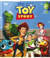 Disney lees & luisterboek: Toy Story