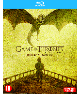 BLU-RAY GAME OF THRONES S.5 (4 DVD)