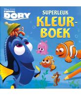 Finding Dory superleuk kleurboek