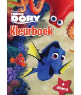 Finding Dory Kleurboek met stickers