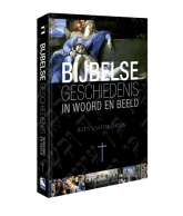 Bijbelse geschiedenis (incl 2 dvd's) deel 2 Jezus' laatste dagen