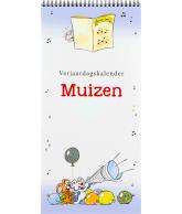 Verjaardagskalender muizen